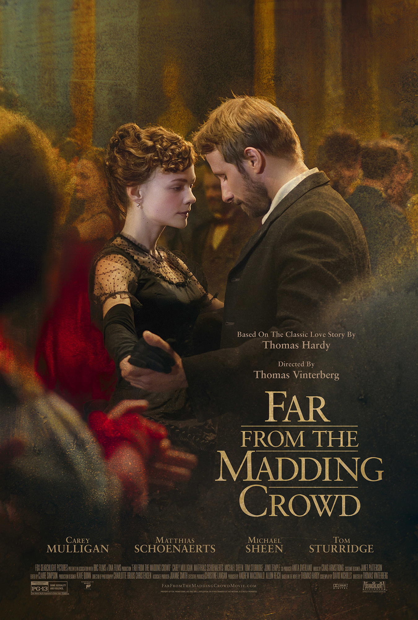 Far from the Madding Crowd (2015) BluRay 720p & 1080p