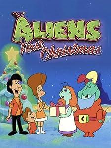 Aliens First Christmas USA