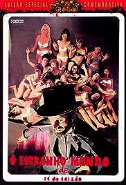 O Estranho Mundo de Zé do Caixão(1968) Poster - Movie Forum, Cast, Reviews