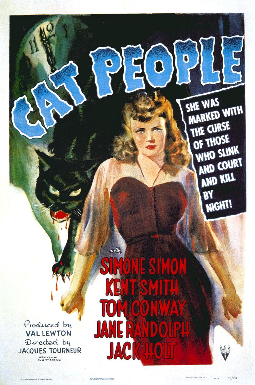 Cat People 1942 - SEE21