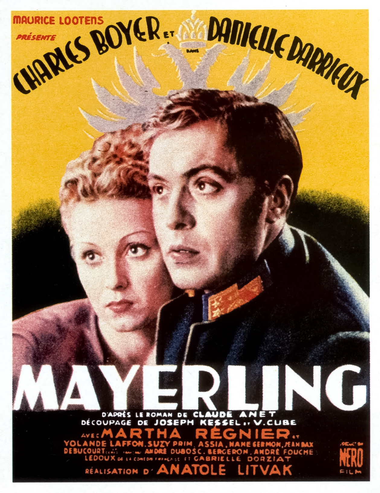 film mayerling