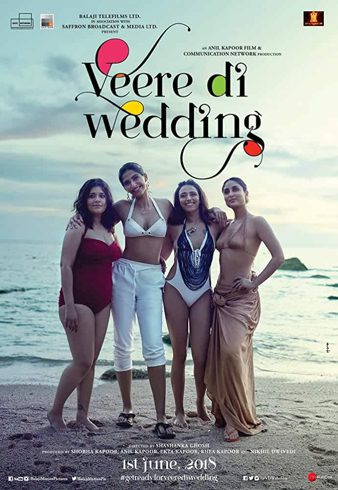 Veere Di Wedding 2018 Full Movie Watch Online On Hindilinks4u