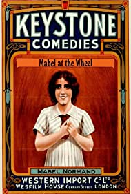Mabel Normand in Mabel at the Wheel (1914)