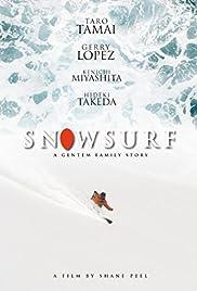 Snowsurf Poster