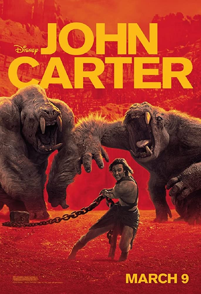 John Carter (2012) Subtitle Indonesia
