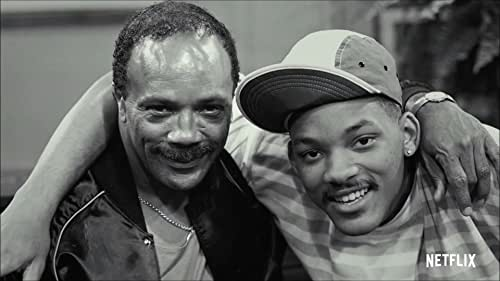 An intimate look into the life of icon Quincy Jones. A unique force in music and popular culture for 70 years, Jones has transcended racial and cultural boundaries; his story is inextricably woven into the fabric of America.