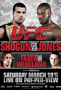 Primary photo for UFC 128: Shogun vs. Jones