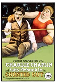Charles Chaplin and Roscoe 'Fatty' Arbuckle in The Knockout (1914)