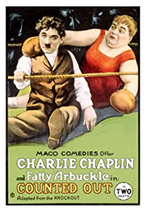 The Knockout by Charles Chaplin
