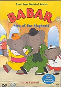 2free movie downloads Babar: King of the Elephants by Alan Bunce [hdrip]