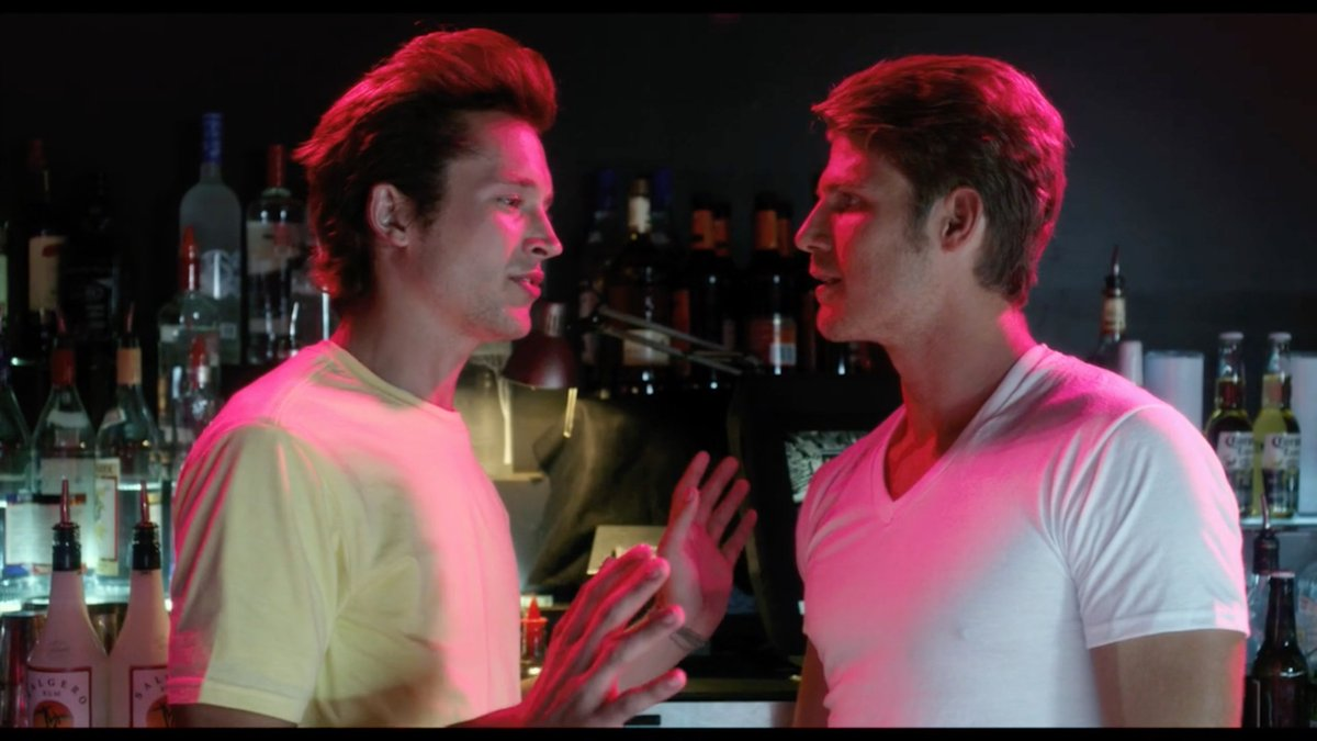 Travis Van Winkle and Nick Roux in Mantervention (2014)