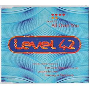 Movie downloades Level 42: All Over You by none [BRRip]