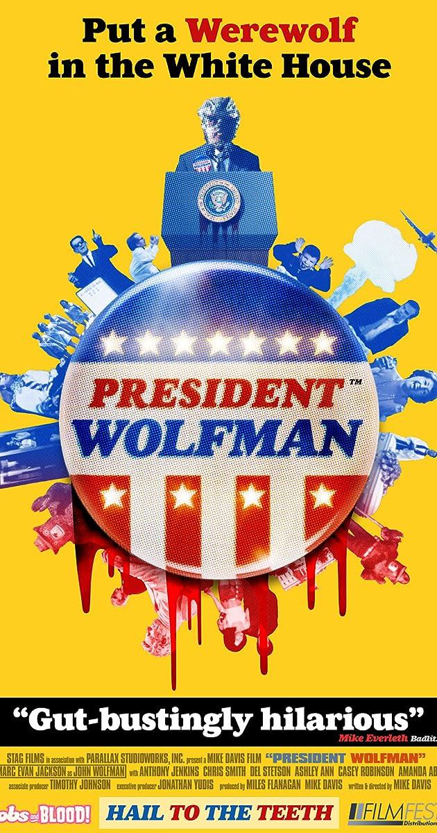 Subtitle of President Wolfman