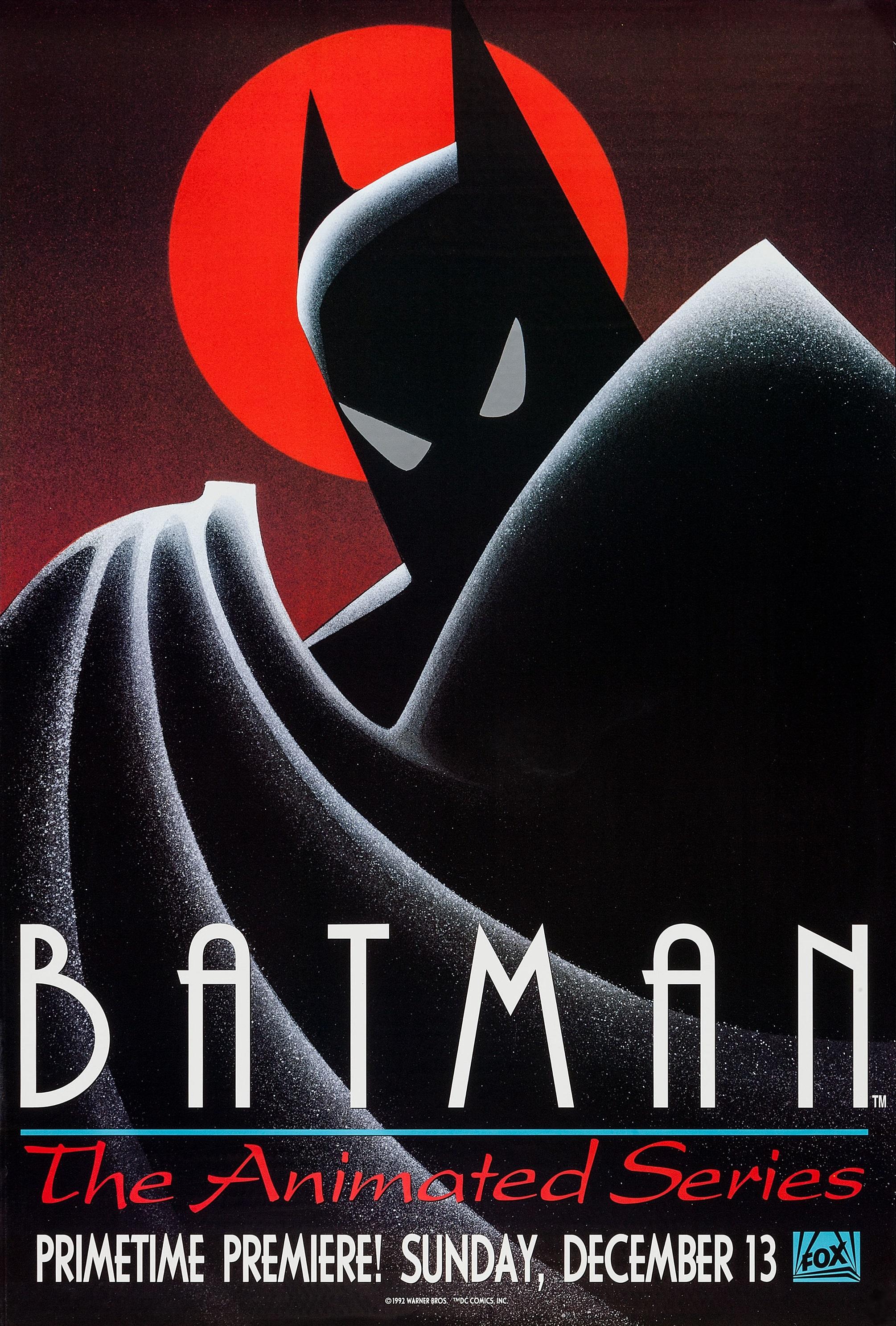 Batman: The Animated Series Season 4 COMPLETE BluRay 480p, 720p & 1080p