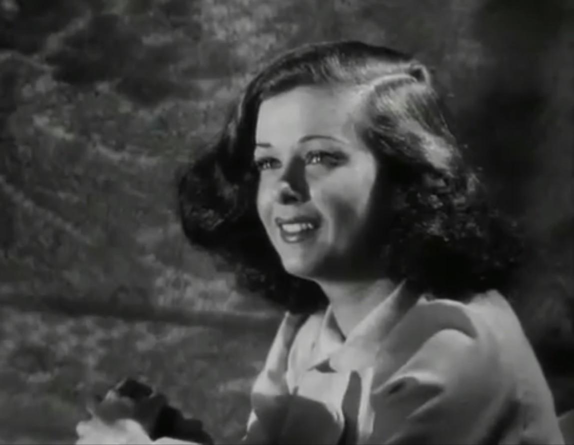 Joan Bennett in Man Hunt (1941)