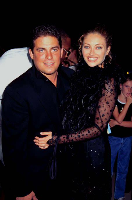 Rebecca Gayheart and Brett Ratner at an event for Money Talks (1997)
