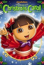 Dora's Christmas Carol Adventure Poster