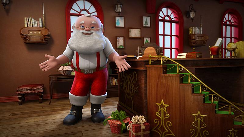 shelf on the elf story