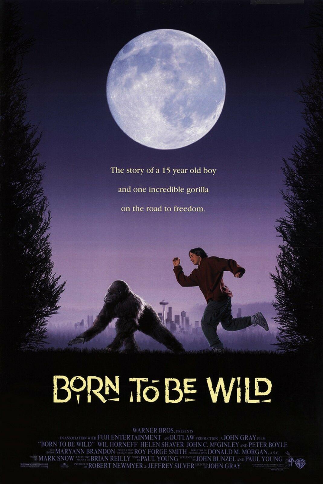 Born to Be Wild (1995) - IMDb