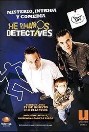 Hermanos y detectives Poster