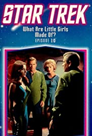 What Are Little Girls Made Of? Poster