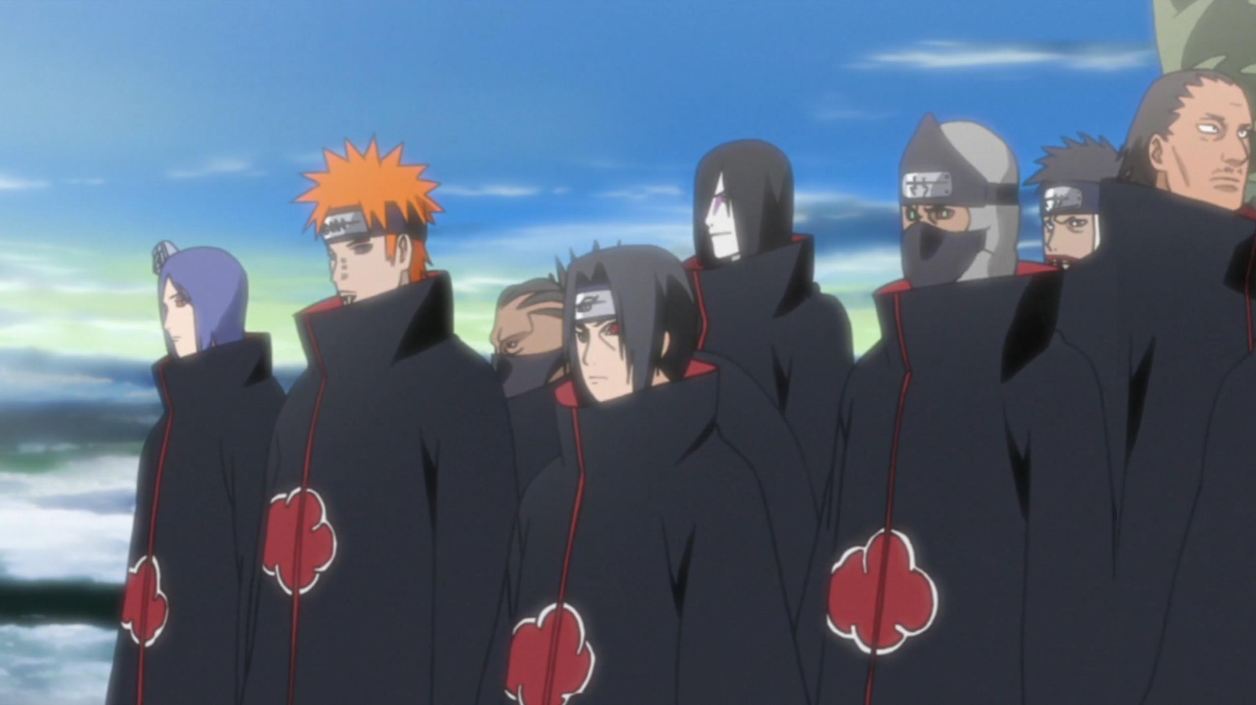 Naruto Shippûden Akatsuki No Yami Tv Episode 2016 Imdb