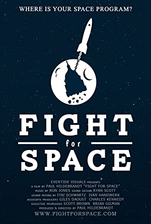 Where to stream Fight for Space