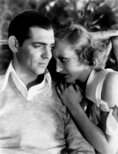 Clark Gable and Joan Crawford in Laughing Sinners (1931)