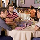 Rick Gonzalez, Bret Harrison, and Tyler Labine in Reaper (2007)