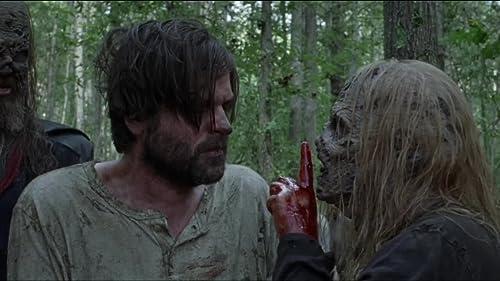 Benjamin Keepers as Sean in The Walking Dead