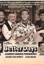 Better Days Poster