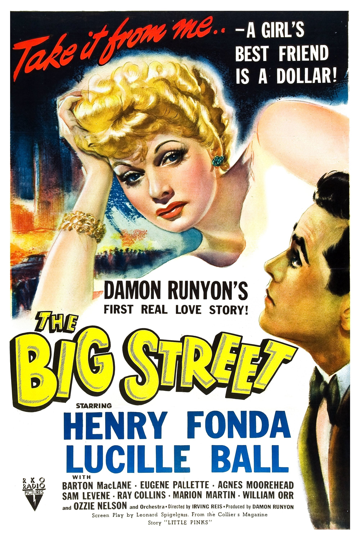 The Big Street (1942) - IMDb