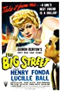 The Big Street (1942) Poster