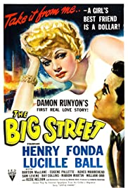 The Big Street Poster