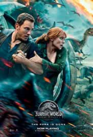 Jurassic World: Fallen Kingdom | 1 GB | 720p | HCTC | English + Hindi