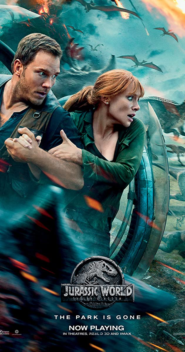 Jurassic World: Fallen Kingdom (2018) - Jurassic World