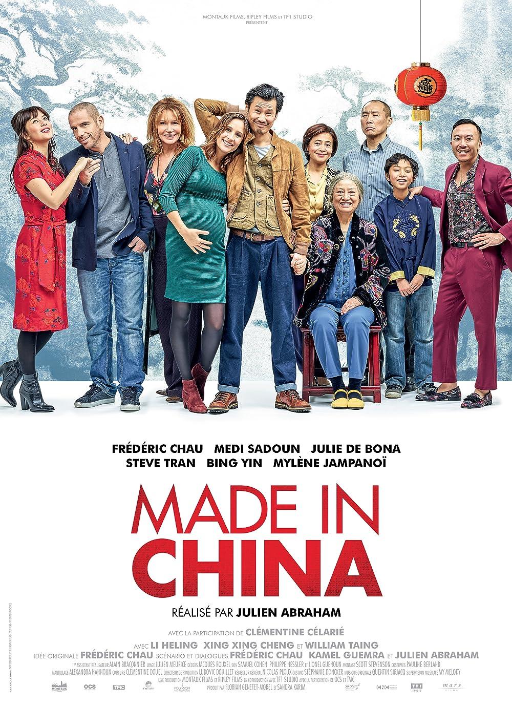 Filmbeschreibung zu Made in China - Das Leben spricht französisch!