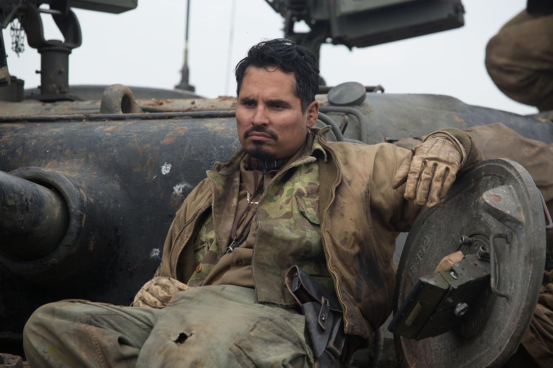 Michael Peña in Fury (2014)