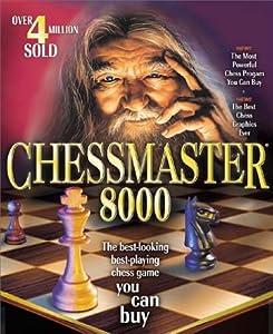 Chessmaster 8000 USA