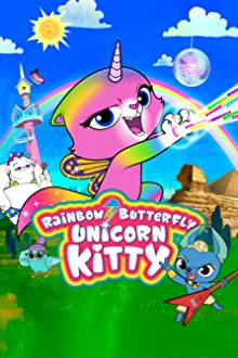 Rainbow Butterfly Unicorn Kitty (2019– )