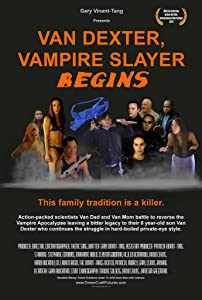 Direct download link for hollywood movies Van Dexter, Vampire Slayer Begins by none [640x960]