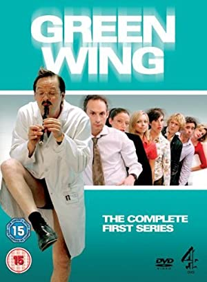 Where to stream Green Wing