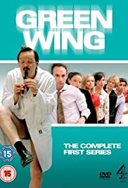 Green Wing Poster