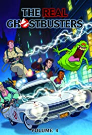 Something Strange in Your Neighborhood: The Creatures of 'The Real Ghostbusters' Poster