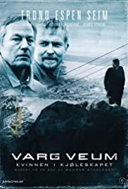 Varg Veum: Woman in the Fridge Poster