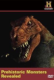 Prehistoric Monsters Revealed Poster