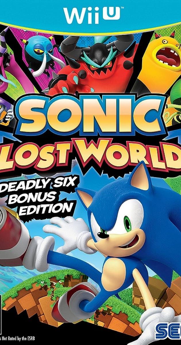 Sonic Lost World Video Game 2013 Imdb