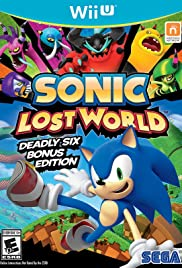 Sonic: Lost World Poster