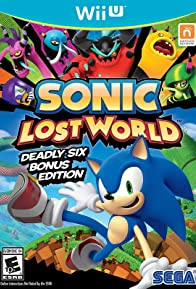 Primary photo for Sonic: Lost World