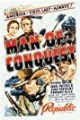Man of Conquest (1939) Poster